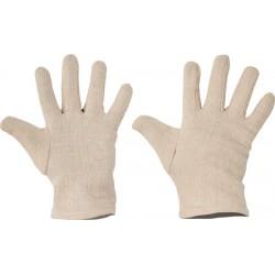Rękawice robocze  szyte z...