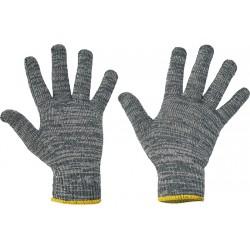 Rękawice robocze ochronne z...