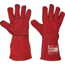 Rękawice robocze spawalnicze