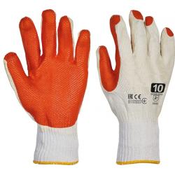 Rękawice robocze  brukarskie