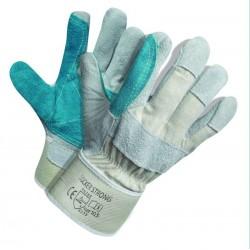 Rękawice robocze wzmacniane...